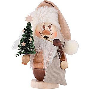 Räuchermänner Sonstige Figuren Räuchermännchen Miniwichtel mit Baum - 13,0 cm