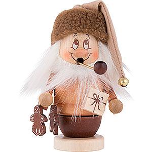 Räuchermänner Sonstige Figuren Räuchermännchen Miniwichtel mit Päckchen - 14,0 cm