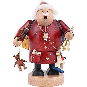 Räuchermänner Weihnachtsmänner Räuchermännchen Nostalgischer Weihnachtsmann - 20 cm