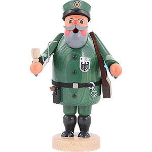 Räuchermänner Berufe Räuchermännchen Polizist - 19 cm