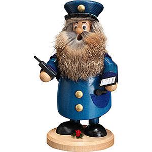 Räuchermänner Berufe Räuchermännchen Polizist - 21 cm