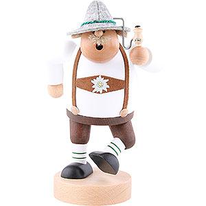 Räuchermänner Hobbies Räuchermännchen Schuhplattler - 18 cm