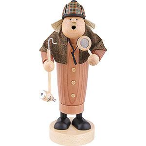 Räuchermänner Bekannte Personen Räuchermännchen Sherlock Holmes - 25 cm