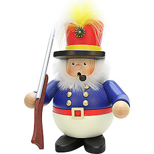 Räuchermänner Sonstige Figuren Räuchermännchen Soldat - 17,5 cm