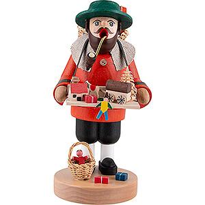 Räuchermänner Berufe Räuchermännchen Spielzeughändler - 17 cm