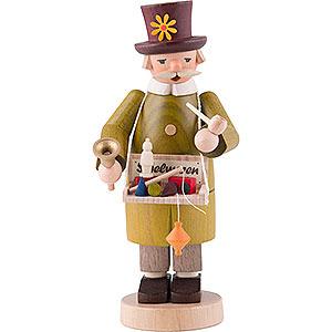 Räuchermänner Berufe Räuchermännchen Spielzeughändler - 20cm