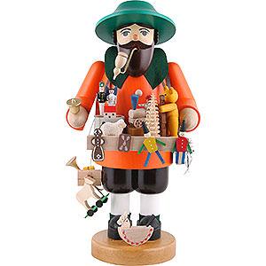 Räuchermänner Berufe Räuchermännchen Spielzeughändler - 36 cm