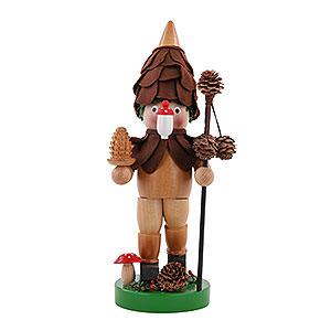 Räuchermänner Sonstige Figuren Räuchermännchen Tannenzapfenmann - 25 cm