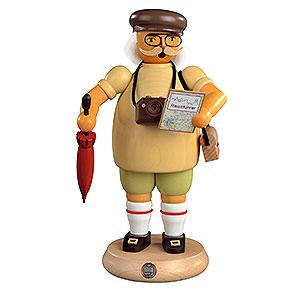 Räuchermänner Hobbies Räuchermännchen Tourist - 25 cm