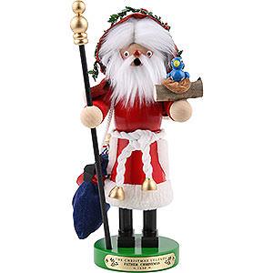 Räuchermänner Weihnachtsmänner Räuchermännchen Vater Weihnachtsmann - 25 cm