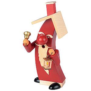 Räuchermänner Sonstige Figuren Räuchermännchen Weihnachtsmann - 25 cm