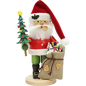 Räuchermänner Weihnachtsmänner Räuchermännchen Weihnachtsmann - 27 cm