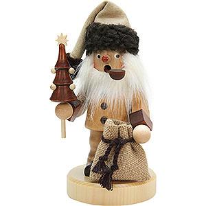 Räuchermänner Weihnachtsmänner Räuchermännchen Weihnachtsmann natur - 20,0 cm