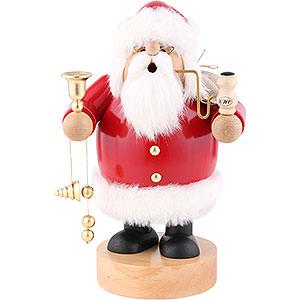 Räuchermänner Weihnachtsmänner Räuchermännchen Weihnachtsmann stehend - 31 cm