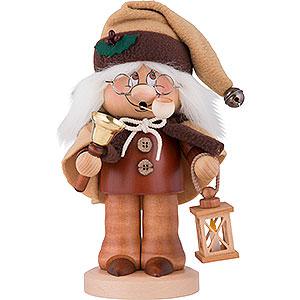 Räuchermänner Weihnachtsmänner Räuchermännchen Weihnachtswichtel - 26,5 cm