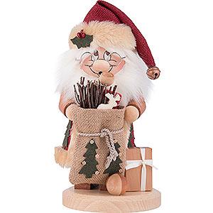 Räuchermänner Weihnachtsmänner Räuchermännchen Wichtel Weihnachtsmann - 28 cm