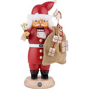 Nussknacker Weihnachtsmänner RauchKnacker Weihnachtsmann - 27 cm