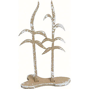 Small Figures & Ornaments Kuhnert Snowflakes Reed - Set of Three - 3,8 cm / 1.5 inch