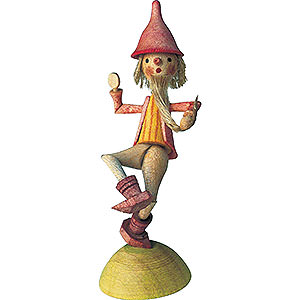 Kleine Figuren & Miniaturen Märchenfiguren Wilhelm Busch (KWO) Rumpelstilzchen - 8 cm