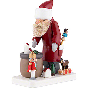 Santa Claus with Toys - 7,5 cm / 3 inch