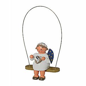 Baumschmuck Engel Baumbehang Sonstige Engel Schaukelengel mit Herz - 8 cm