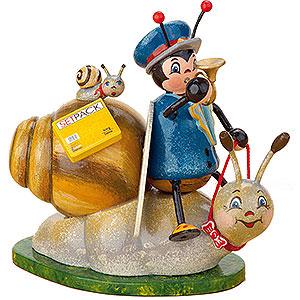 Kleine Figuren & Miniaturen Tiere Käfer Schneckenpost - 8 cm