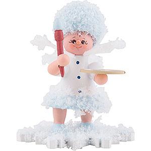 Kleine Figuren & Miniaturen Kuhnert Schneeflöckchen Schneeflöckchen Künstler - 5 cm
