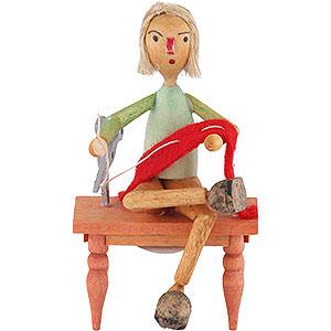 Small Figures & Ornaments Fairytale Figurines Wilhelm Busch (KWO) Schneiderlein - 5 cm / 2 inch
