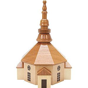 Kleine Figuren & Miniaturen Kurrende Seiffener Kirche - 12,0 cm