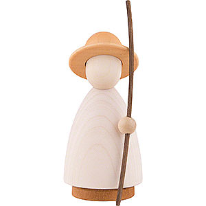 Small Figures & Ornaments Nativity Scenes Shepherd - Colored - Large - 9,5 cm / 3.7 inch