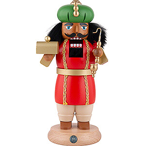 Nutcrackers Misc. Nutcrackers SmokeCracker - Three Wise Men - Balthasar - 27 cm / 10.6 inch