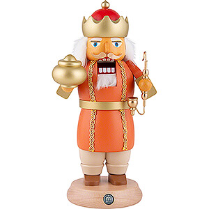 Nutcrackers Misc. Nutcrackers SmokeCracker - Three Wise Men - Melchior - 27 cm / 10.6 inch