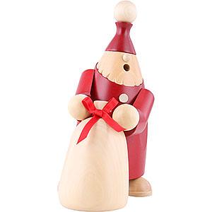 Smokers Santa Claus Smoker - Alex with Sack - 17 cm / 6.7 inch