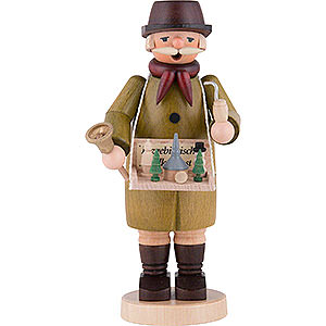 Smokers Professions Smoker - Arts and Crafts Salesman - 20 cm / 7.9 inch