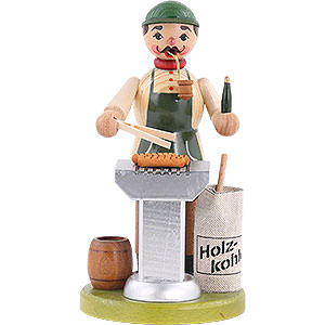 Smokers Hobbies Smoker - BBQ Champion - 18 cm / 7 inch