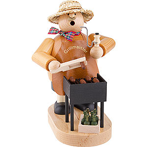 Smokers Hobbies Smoker - BBQ Dad - 21 cm / 8 inch