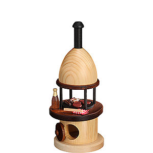 Smokers Hobbies Smoker - Barbecue - 22 cm / 8.7 inch