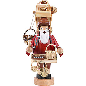 Smokers Professions Smoker - Basket Salesman - 23 cm / 9 inch