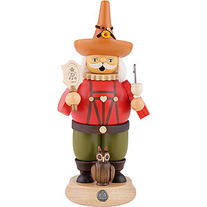 Smokers Famous Persons Smoker - Bavarian Thimblerig - 23 cm / 9 inch