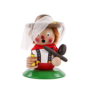 Smokers Professions Smoker - Beekeeper - 25 cm / 10 inch