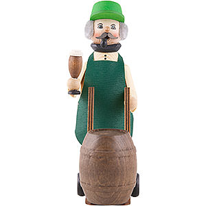 Smokers Professions Smoker - Beer Roundsman 17 cm / 7.9 inch