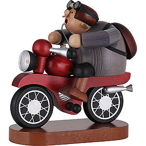 Smokers Hobbies Smoker - Biker - 21 cm / 8 inch