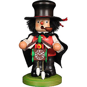Smokers Famous Persons Smoker - Black Forester - 18,5 cm / 7.3 inch