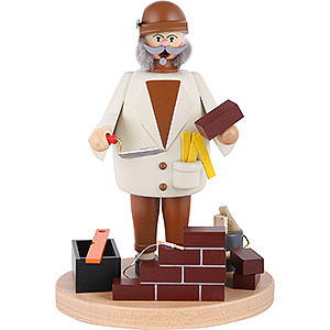 Smokers Professions Smoker - Brick Layer - 21 cm / 8 inch