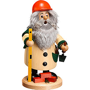 Smokers Professions Smoker - Bricklayer - 22 cm / 9 inch
