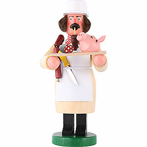 Smokers Professions Smoker - Butcher - 18 cm / 7 inch