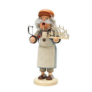 Smokers Professions Smoker - Candle Arch - Maker - 26,5 cm / 10 inch