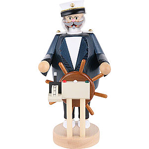 Smokers Professions Smoker - Captain - 21 cm / 8 inch