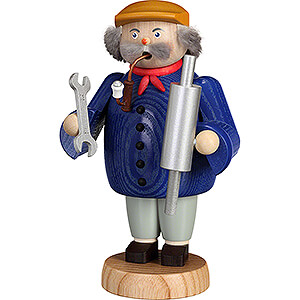 Smokers Professions Smoker - Car Mechanic - 18 cm / 7.1 inch