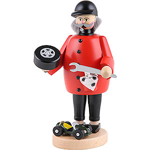Smokers Professions Smoker - Car Mechanic - 21 cm / 8 inch